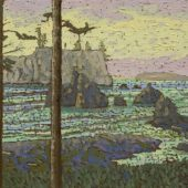 Coast Gallery Salt Spring Island - Artist Joel Mara
