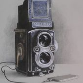 Coast Gallery Salt Spring Island - Artist Jerry Davidson