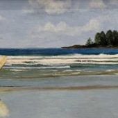 Coast Gallery Salt Spring Island - Artist Tiffany Hastie