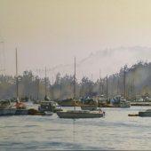 Coast Gallery Salt Spring Island - Artist Mike Radford
