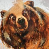Coast Gallery Salt Spring Island - Artist Fran Alexander