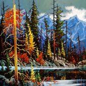 Coast Gallery Salt Spring Island - Curtis Golomb